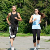 running-couple
