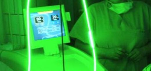 laser-verde